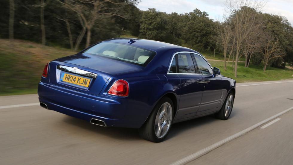 Rolls-Royce Ghost Series II zaga