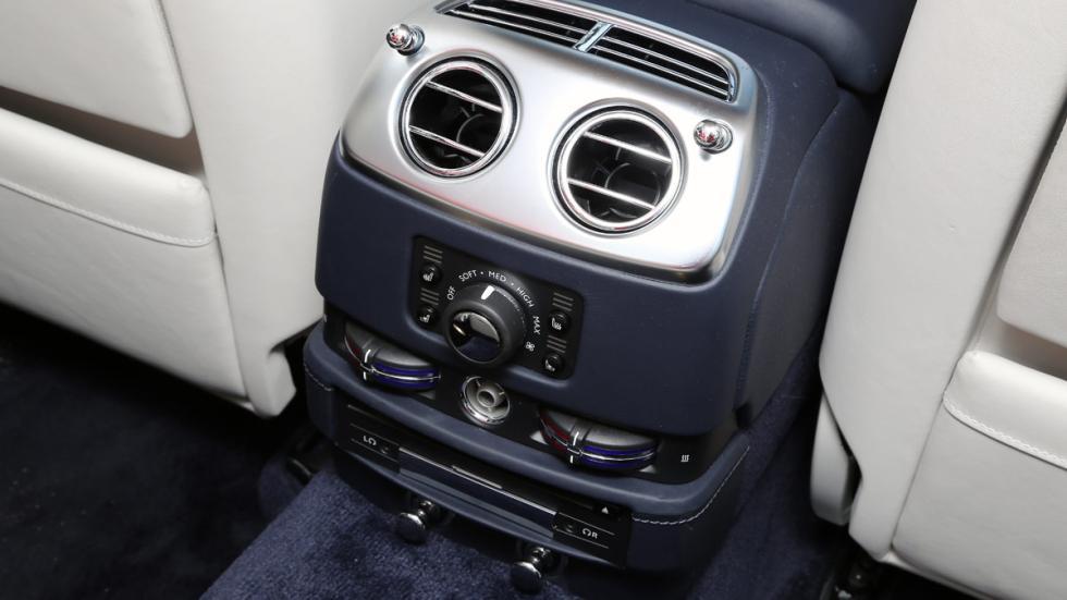 Rolls-Royce Ghost Series II salida de aire