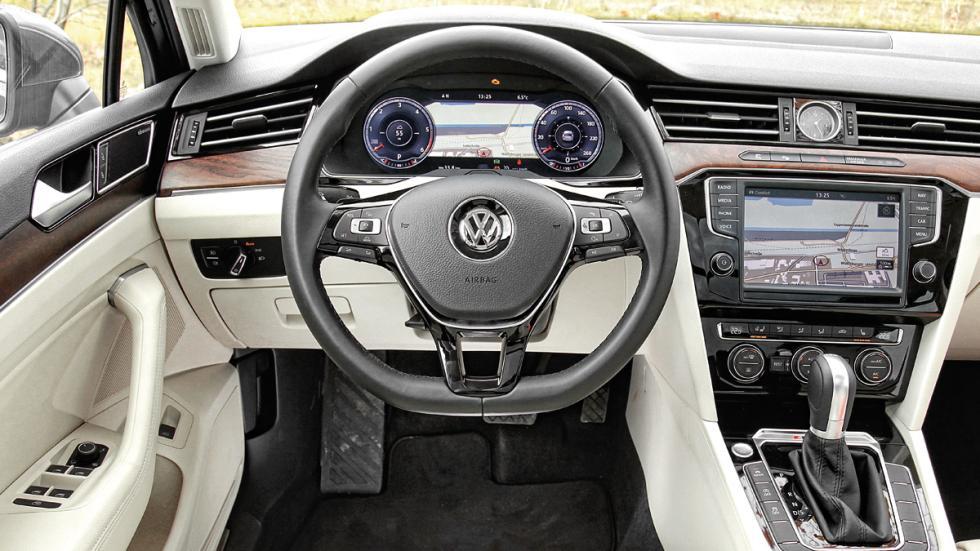 Asistentes de atasco VW