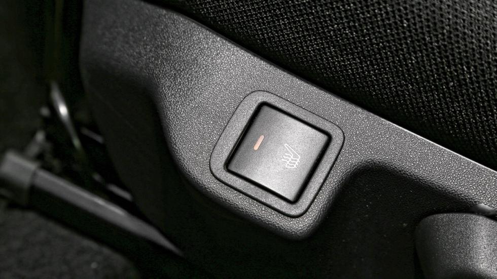 citroën c1 2014 asientos calefactados