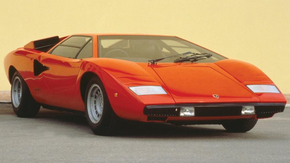 mejores peores Lamborghini top gear Lamborghini Countach