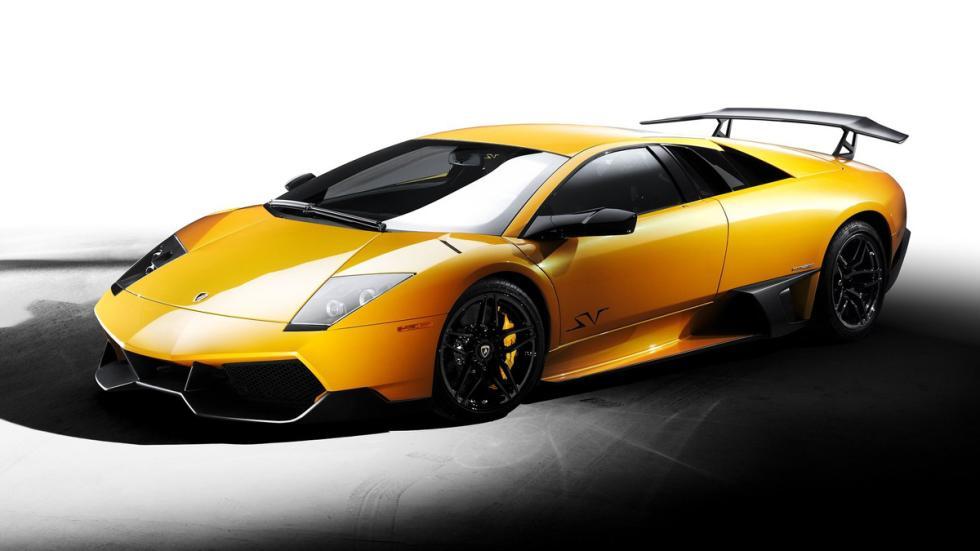 mejores peores Lamborghini top gear Lamborghini Murciélago SV