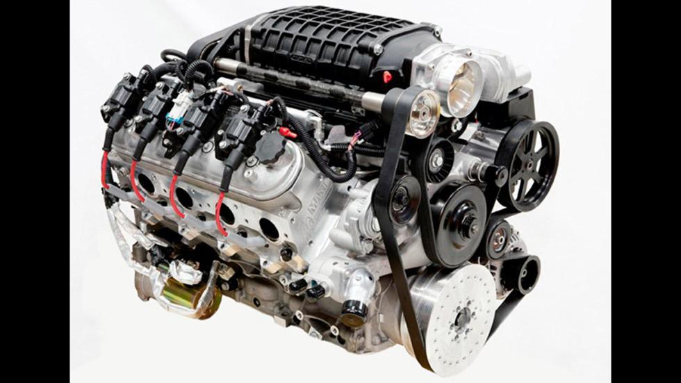Fahlken Larea GT1 S12 motor