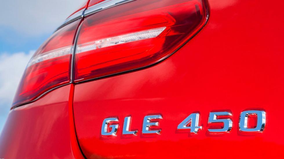 Mercedes GLE 450 AMG Coupe logo