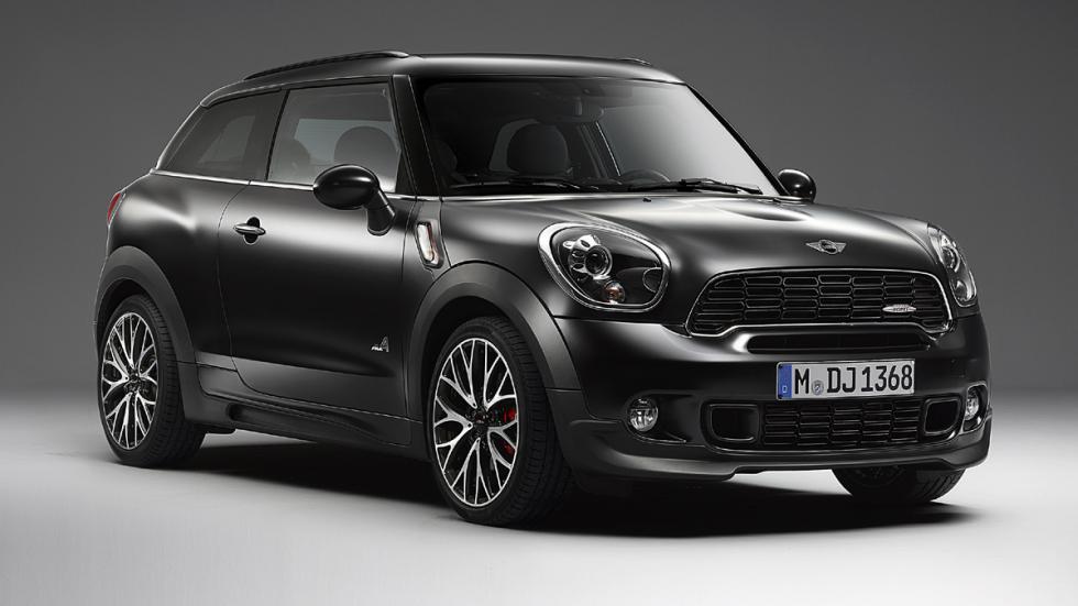 cinco colores coche más populares Negro