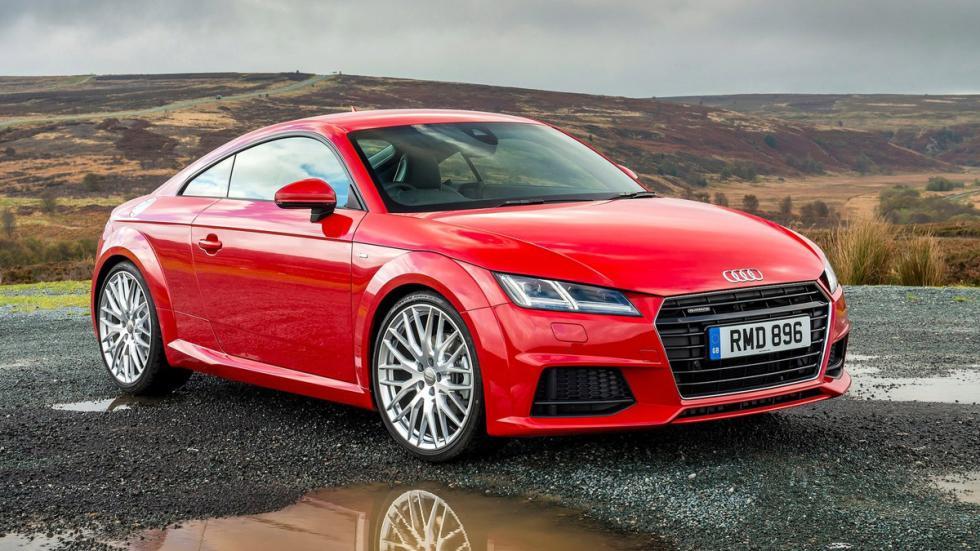 cinco colores coche más populares Rojo