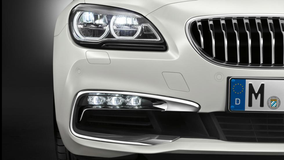 BMW Serie 6 Gran Coupé 2015 faros led