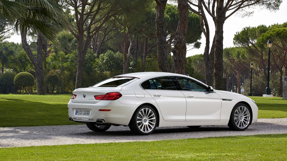 BMW Serie 6 Gran Coupé 2015 lateral