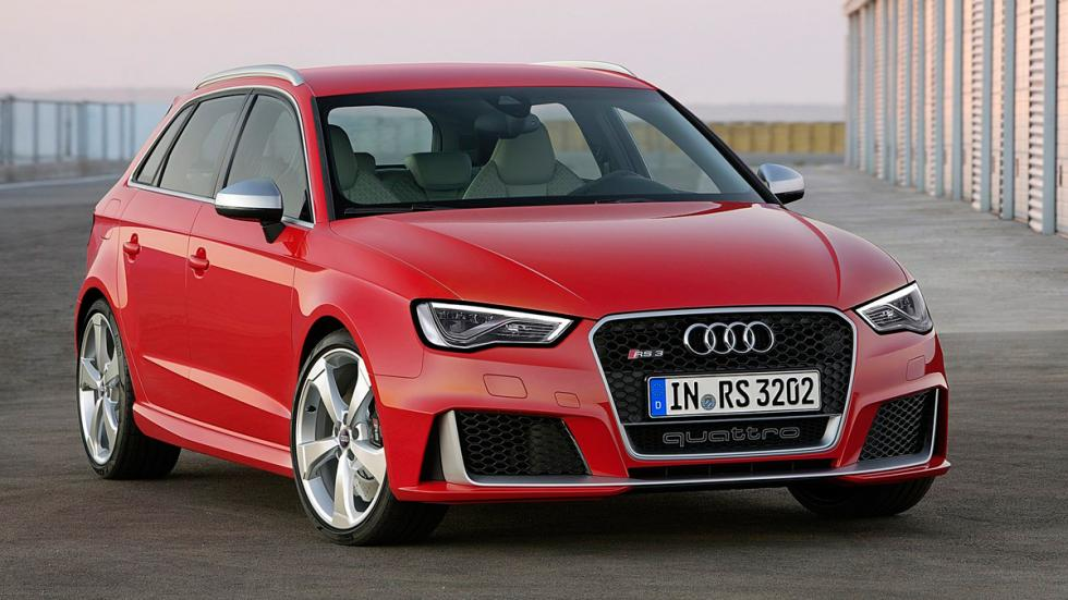 Audi RS3 Sportback 2015 - frontal