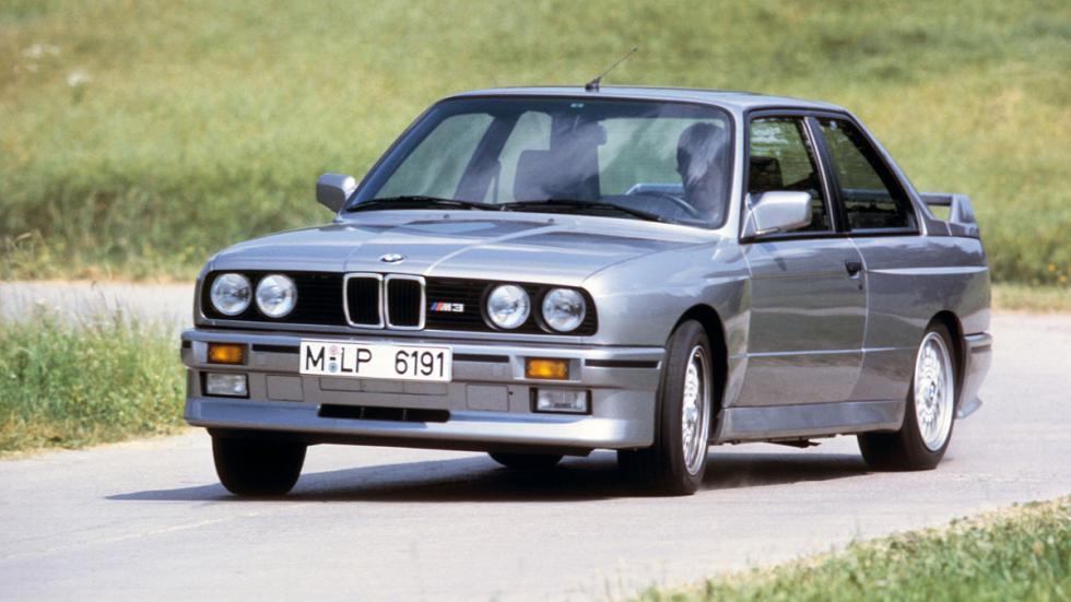 enemigos históricos bmw m3 BMW M3 E30