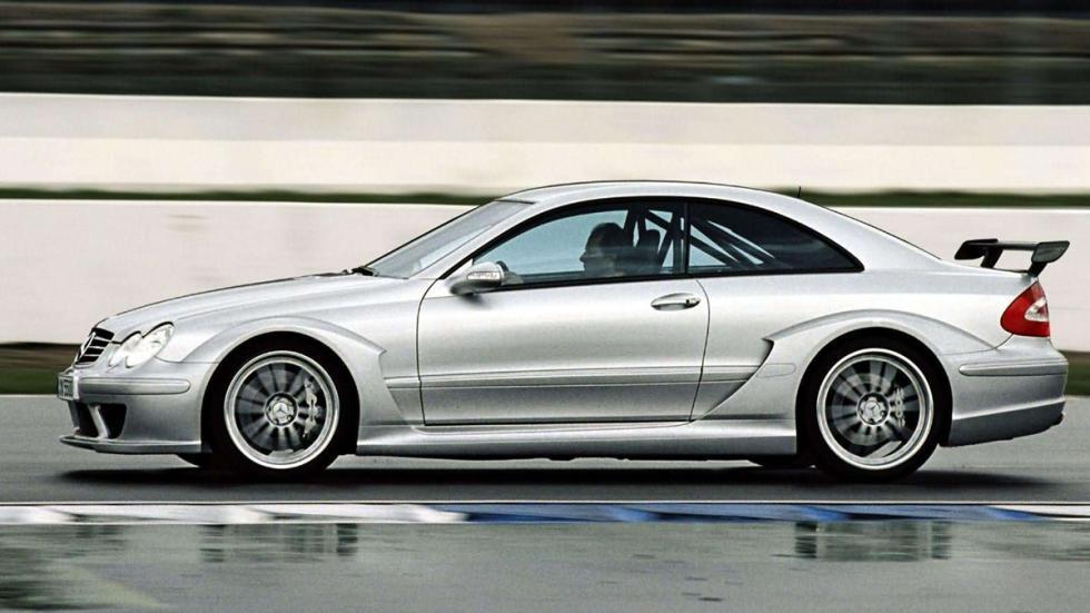 enemigos históricos bmw m3 Mercedes CLk DTM AMG