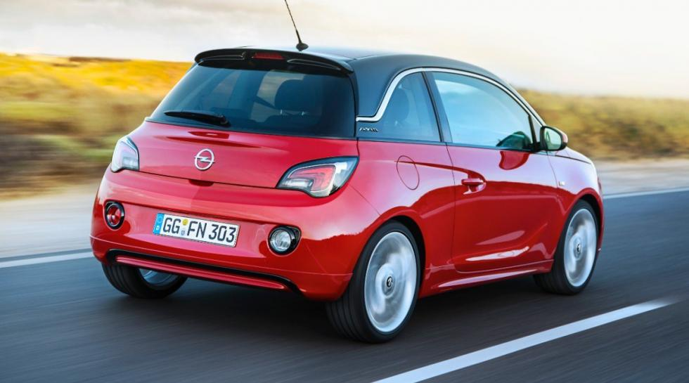 Opel Adam 1.4 GLP trasera