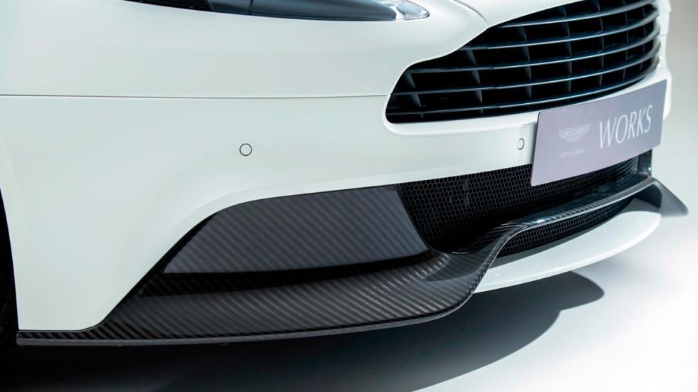 Aston Martin Works 60th Anniversary Vanquish paragolpes