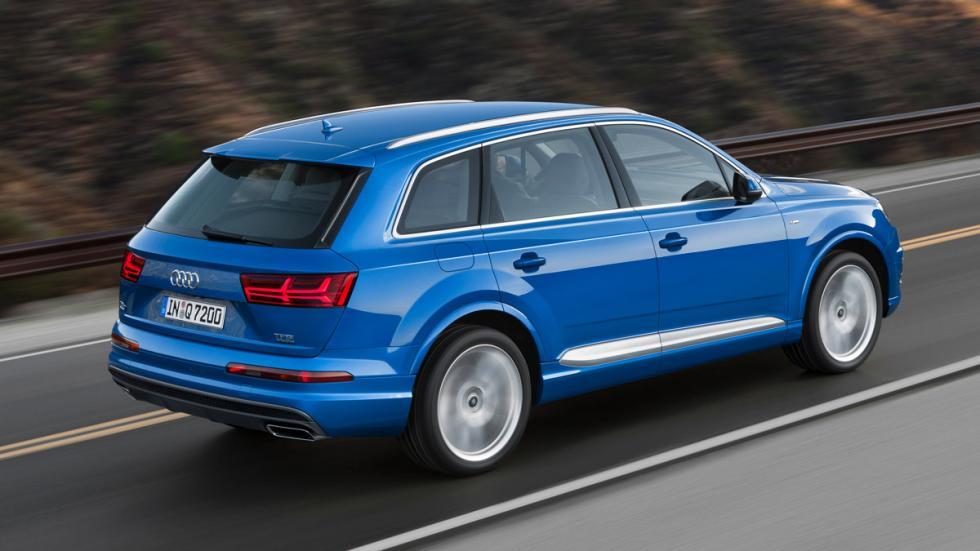 Audi Q7 2015 dinamica