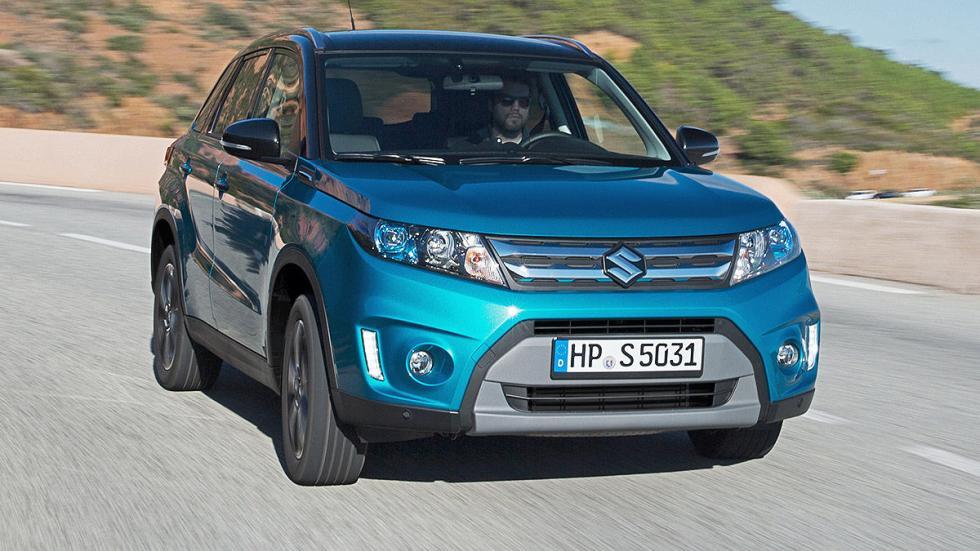 Prueba Suzuki Vitara 2015