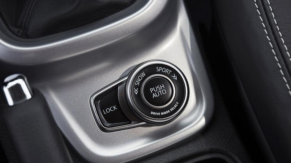Prueba Suzuki Vitara 2015 acabados