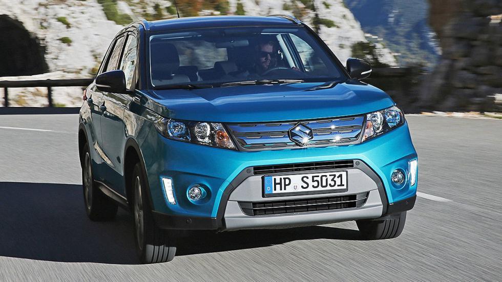 Prueba Suzuki Vitara 2015 al volante