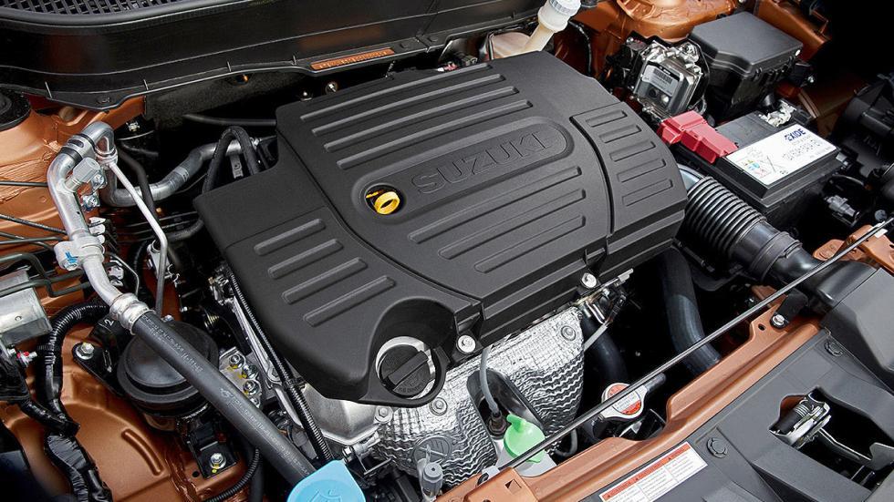 Prueba Suzuki Vitara 2015 motor