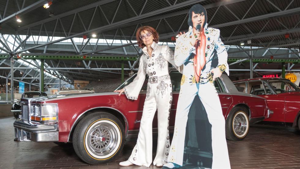 Cadillac en Museo