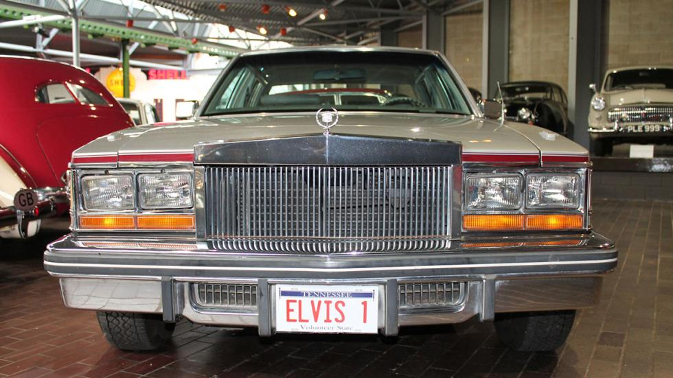 Cadillac Elvis frontal