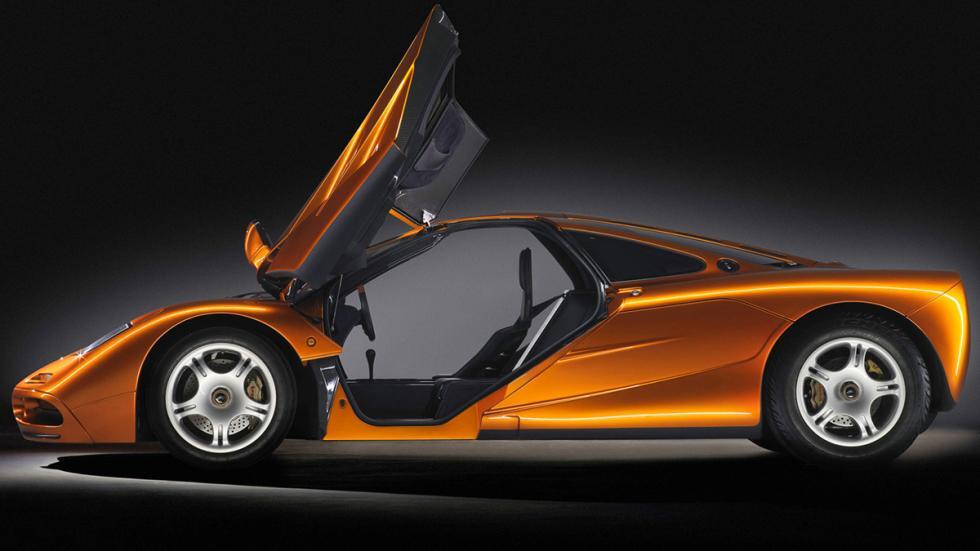 Curiosidades McLaren F1 perfil