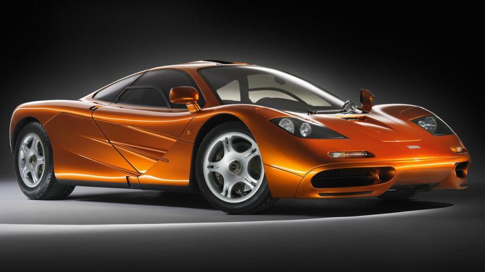 Curiosidades McLaren F1 oficial
