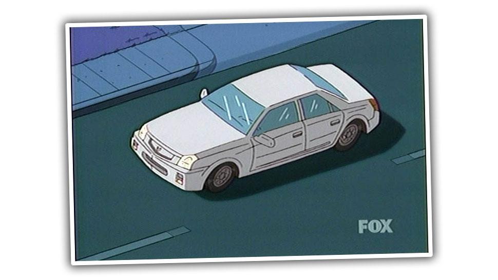Los Coches De Los Simpson Autobild Es
