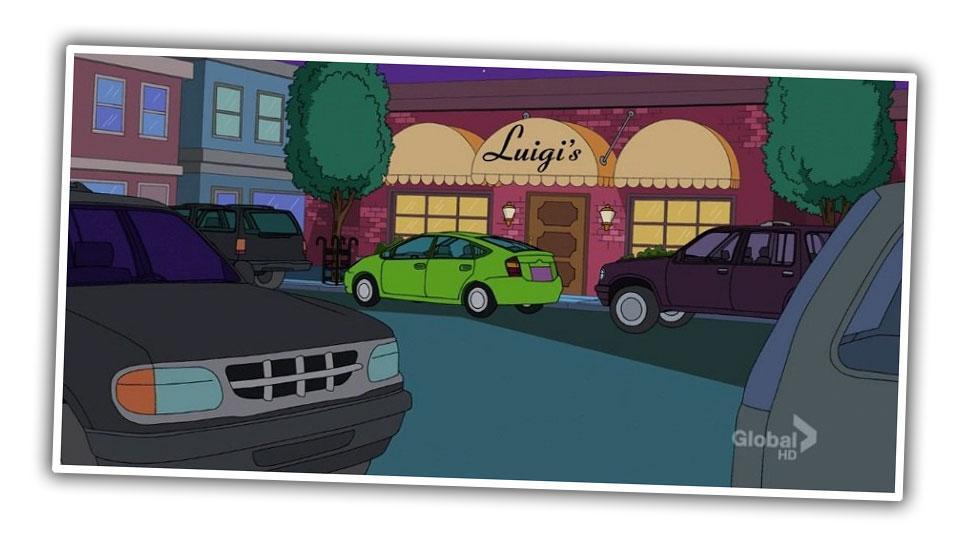 Restaurante de Luigi