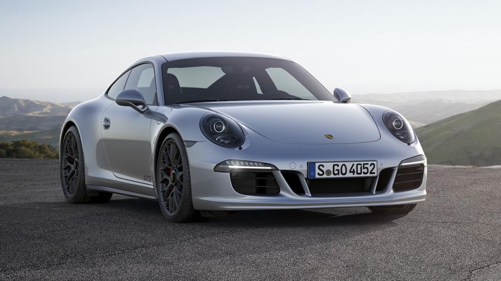 Mejores deportivos invierno Porsche 911