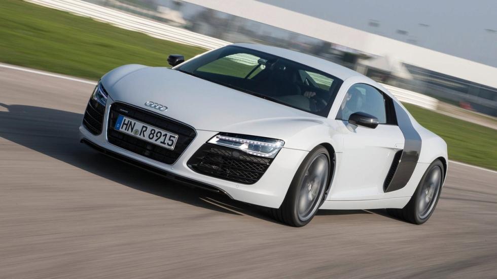 Mejores deportivos invierno Audi R8