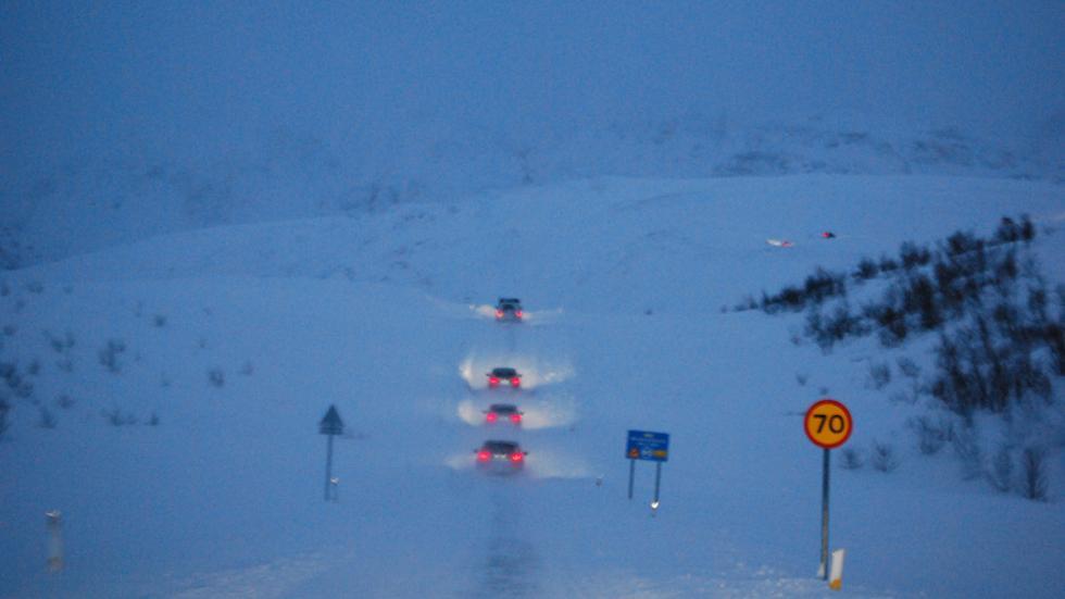 land rover discovery sport 2015 tramo nevado