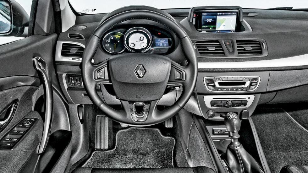 Renault Mégane interior