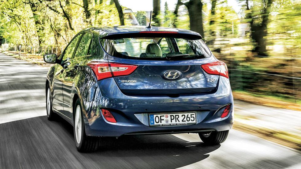 Hyundai i30 trasera