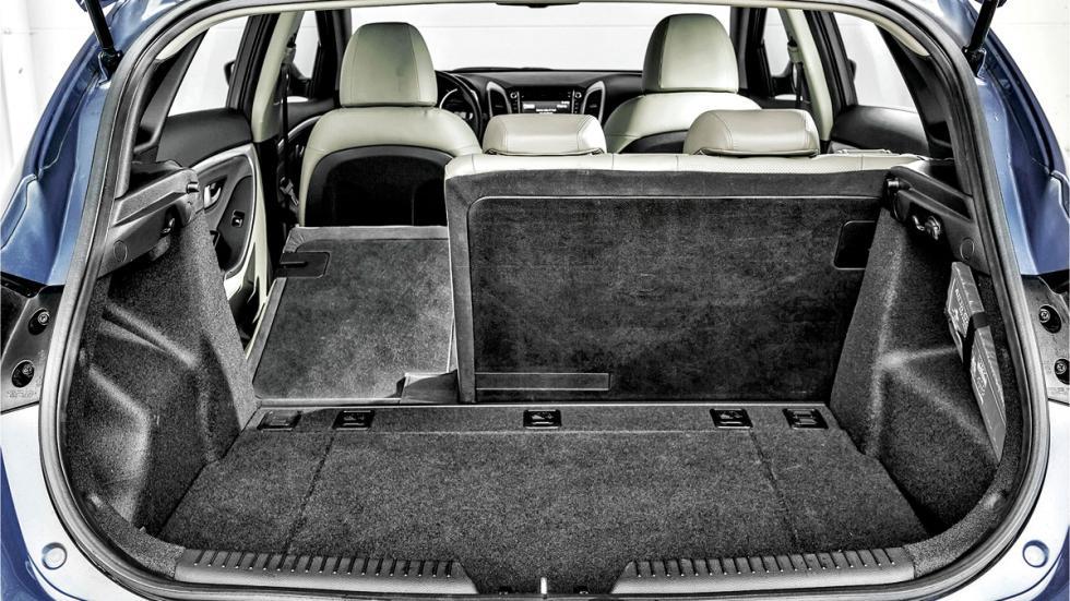 Hyundai i30 maletero