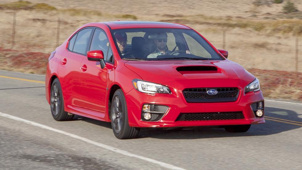 Mejores motores 2015 Subaru WRX