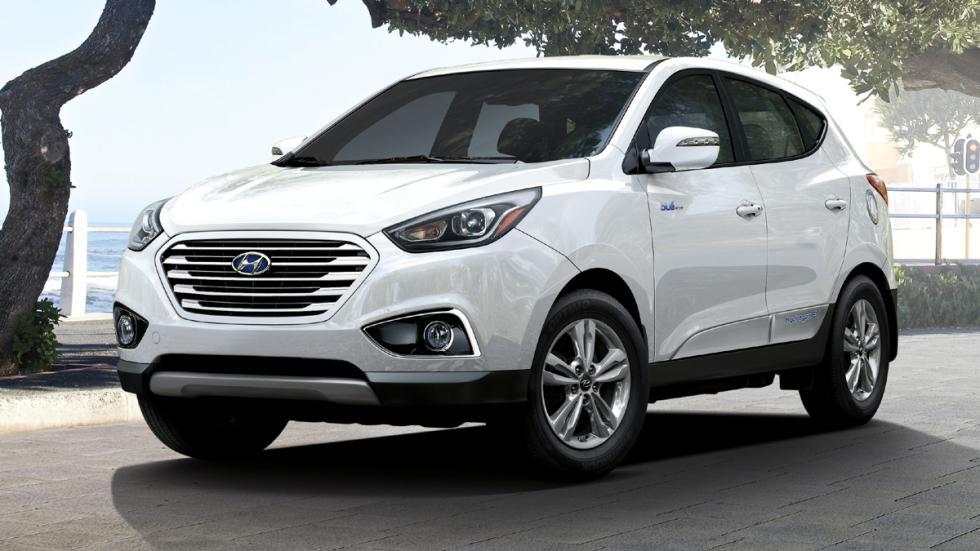 Mejores motores 2015 Hyundai Tucson FCV