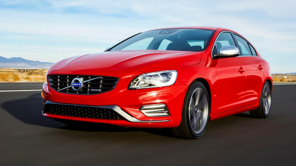 Mejores motores 2015 Volvo S60 T5