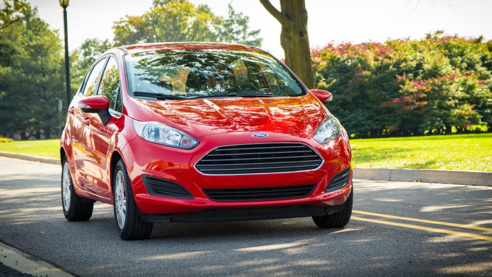 Mejores motores 2015 Ford Fiesta EcoBoost