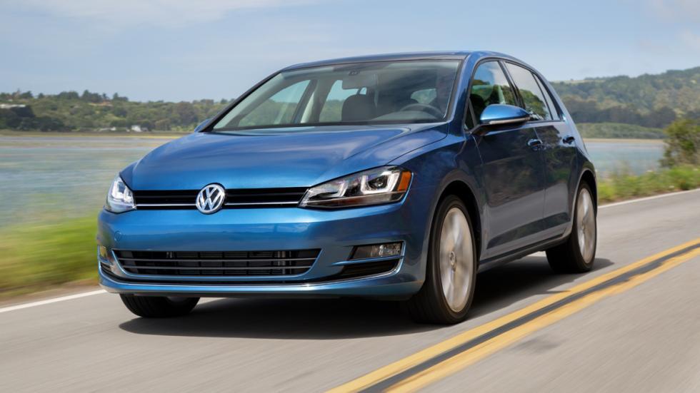 Mejores motores 2015 Volkswagen Golf 1.8t
