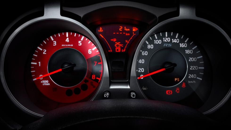 Nissan Juke Nismo RS relojes