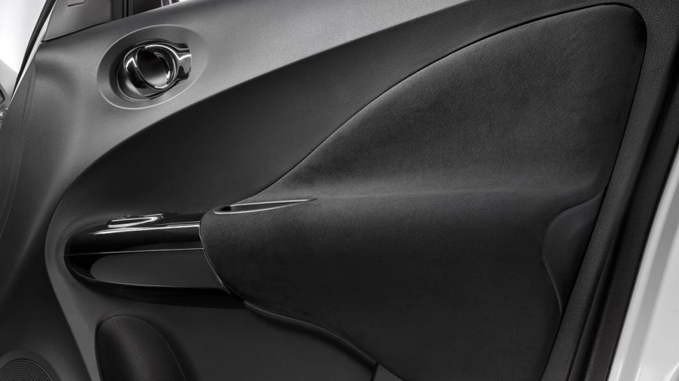 Nissan Juke Nismo RS puerta