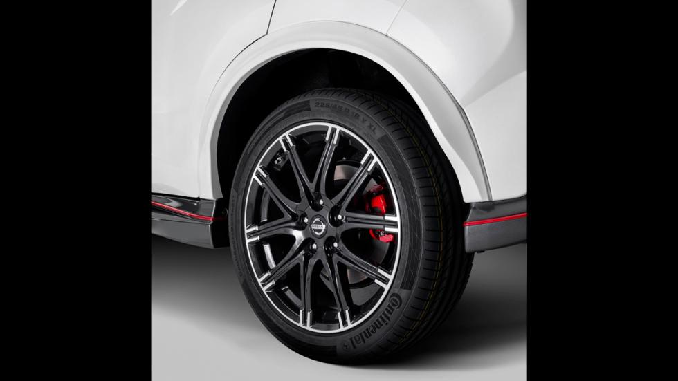 Nissan Juke Nismo RS llanta