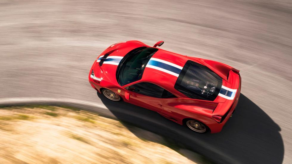 Ferrari 458 Speciale techo