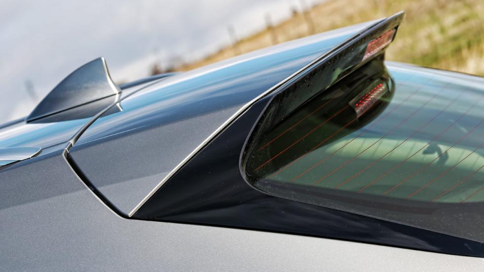 Prueba del Lexus NX