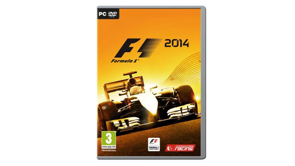 Carátula de F1 2014