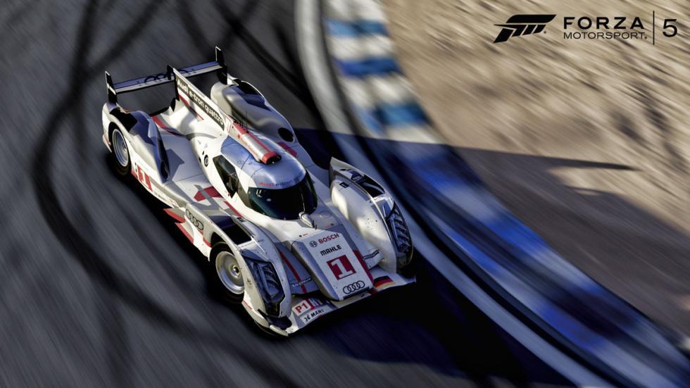 Secuencia de Forza Motorsport 2014