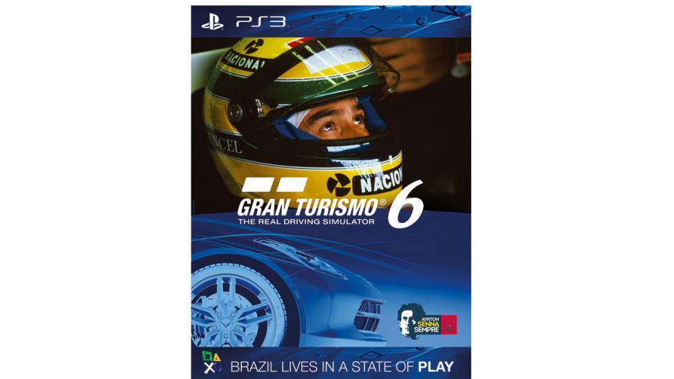 Carátula Gran Turismo 6