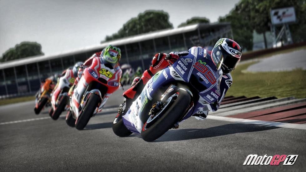 Secuencia de Moto GP 2014