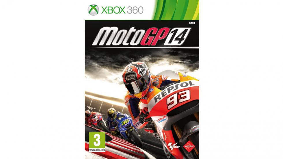 Carátula de Moto GP 2014