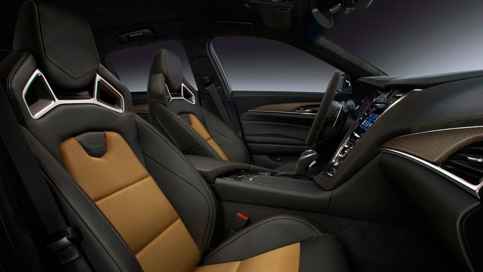 Cadillac CTS-V 2016 asientos